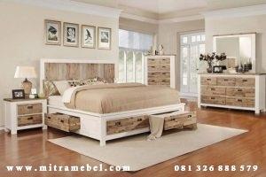 Kamar Tidur Minimalis Klasik Terbaru