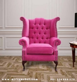 Wing Chair Single Seater